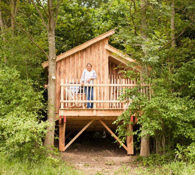 Trois éco-cabanes pour redécouvrir la nature bruxelloise