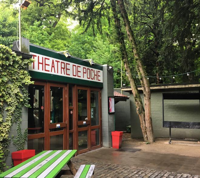 """Le Poche: un théâtre qui """"jette un œil sur le monde actuel"""""""