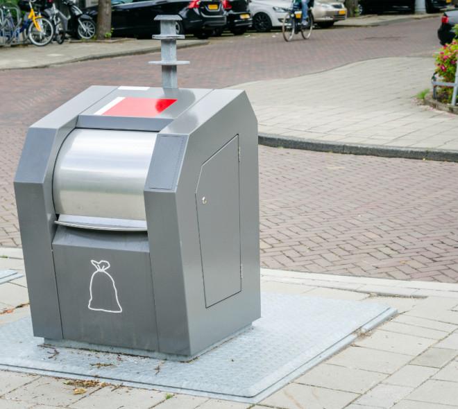 Un progrès vers des rues bruxelloises sans poubelles?