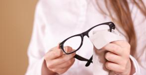 Tips voor onderhoud van uw bril!