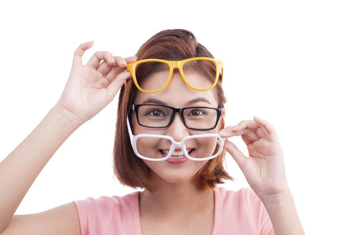 À chaque visage sa paire de lunettes pour un regard plein de style