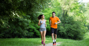 Jogging in Forêt de Soignes
