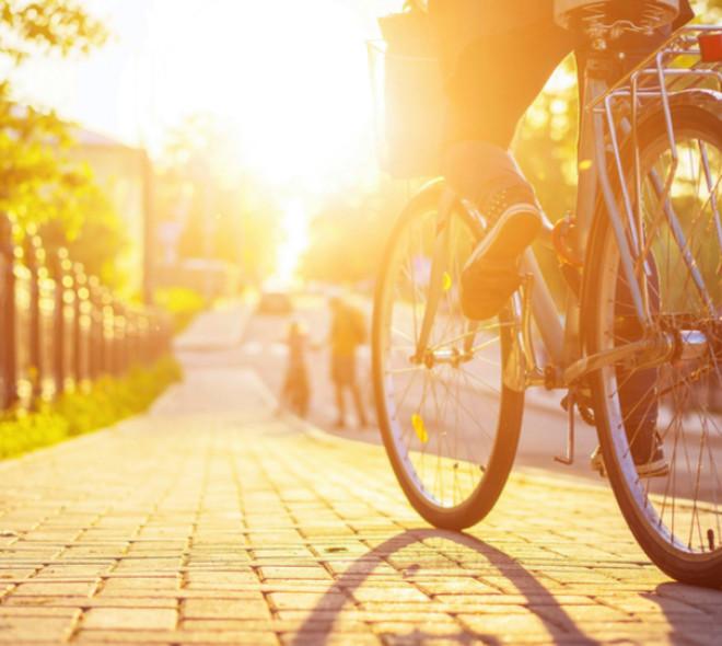 Bike rides ouside Brussels