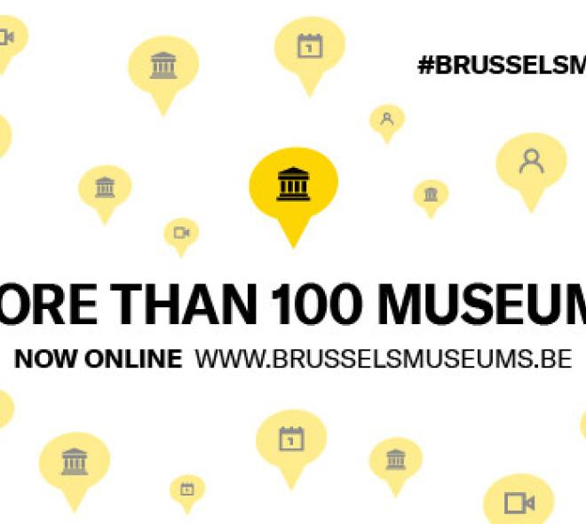 Un nouveau site internet référence plus de 100 musées bruxellois