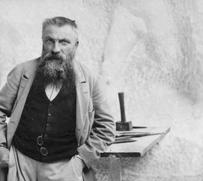 Auguste Rodin, sculpteur bruxellois?