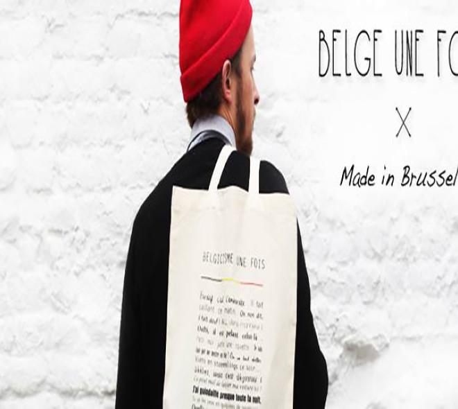 Belge une fois!