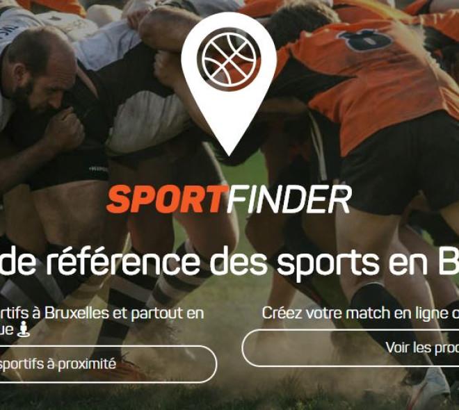 Sport-finder.com: un site qui facilite la vie du sportif