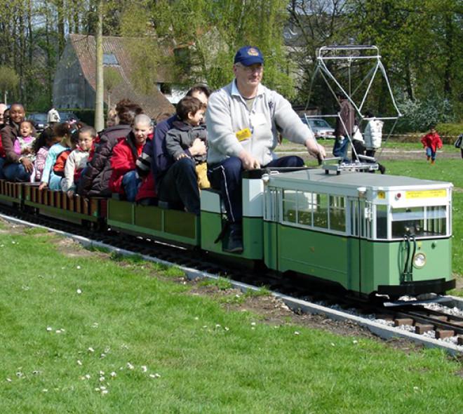Le Petit Train à Vapeur de Forest