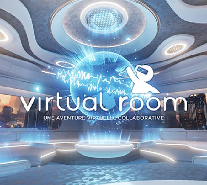 Virtual Room: la réalité virtuelle à Bruxelles