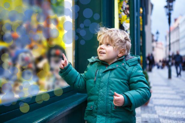 Des magasins bruxellois rien que pour les enfants !