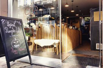 Cup28: le coffee shop à Bailli