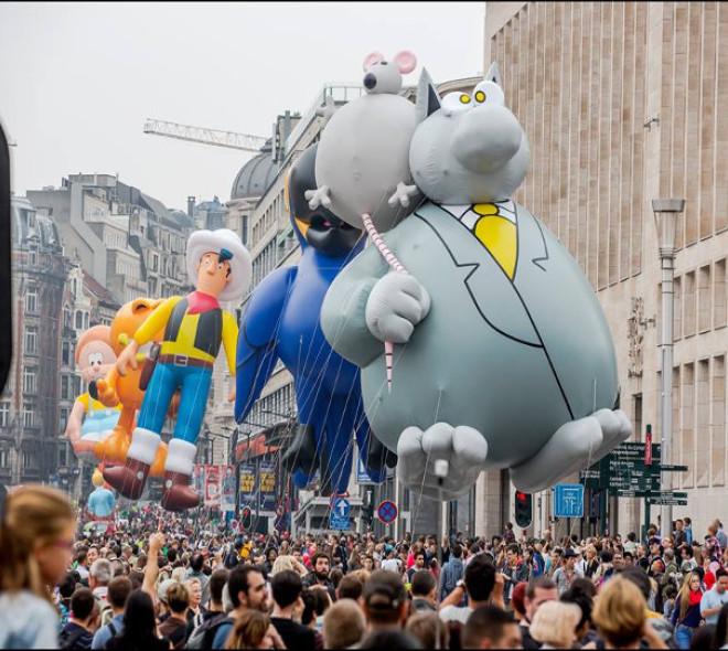 Que faire à Bruxelles ce weekend? 31 août 2017