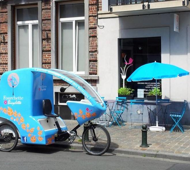 Fourchette à Bicyclette: le chemin vers la goodfood