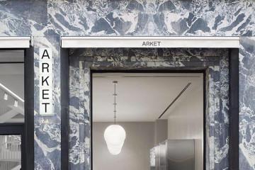 Arket : le concept-store déco et mode suédois à Bruxelles