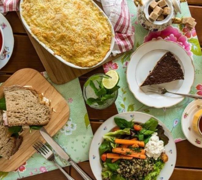 Oma: la cuisine de notre grand-mère