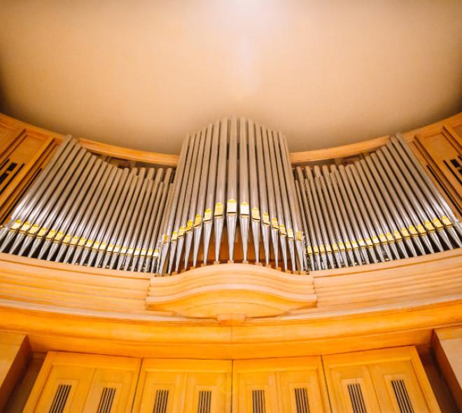 L'orgue de Bozar se reveille après 50 ans de silence