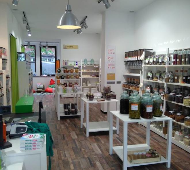 Les magasins de vrac se multiplient à Bruxelles
