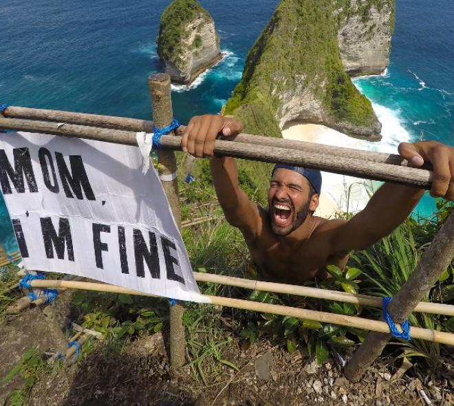 Mom I'm fine: la réussite d'un jeune bruxellois parti faire le tour du monde