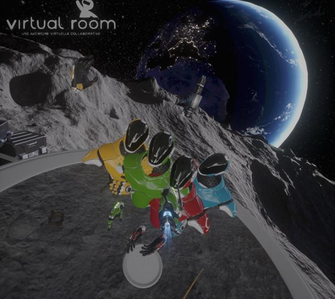Virtual Room testé et approuvé par Brusselslife!