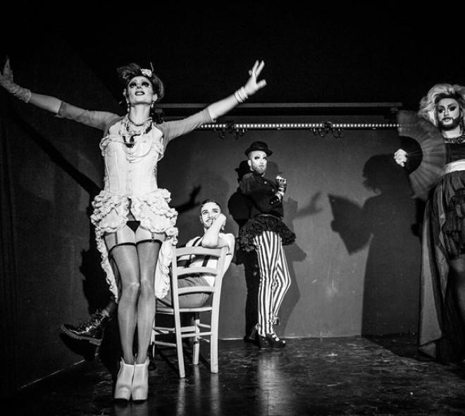 Cabaret Mademoiselle : cirque et burlesque à Bruxelles