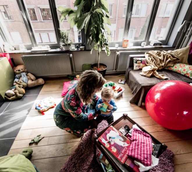 Babytheek: service de prêt d'accessoires pour bébés