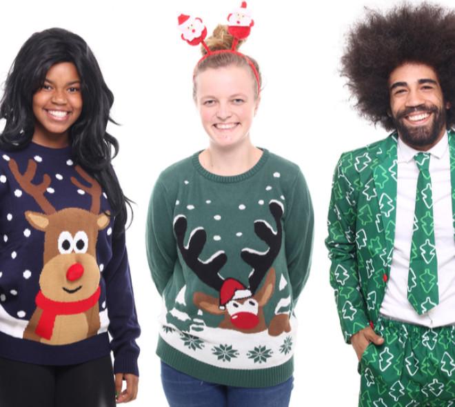 Le pull de Noël: du plus chic au plus kitsch !