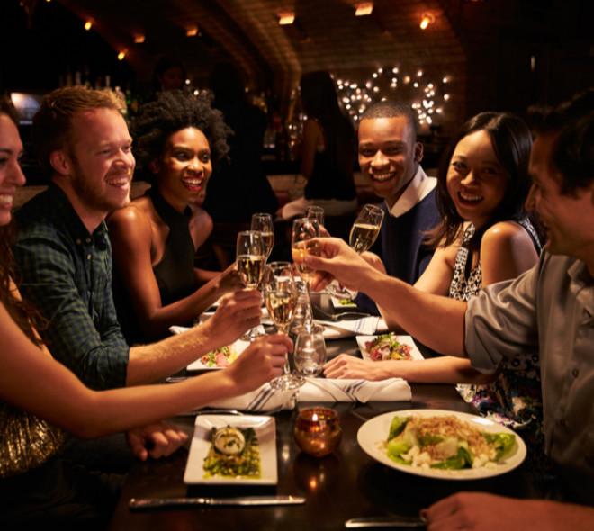 Quel restaurant choisir pour les fêtes ?