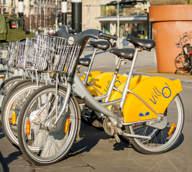 Mobilité partagée à Bruxelles : des services qui bougent!