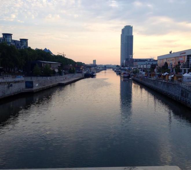 Bruxelles et l'eau : une vaste source d'activités toute l'année