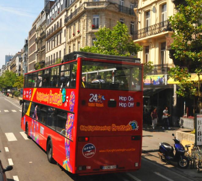 Les meilleurs transports pour visiter Bruxelles