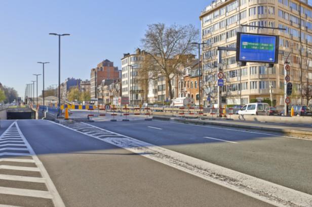 Renovatie van Reyers-tunnels: uitleg