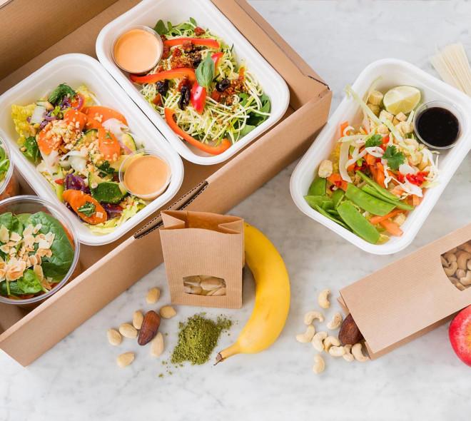 Pack'n Joy: les box repas 100% belges !