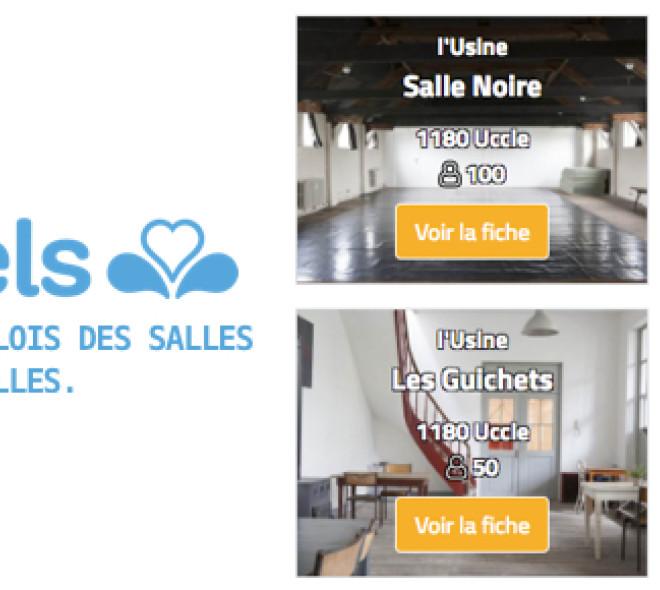 Spots.brussels: l'annuaire en ligne pour les salles et scènes culturelles
