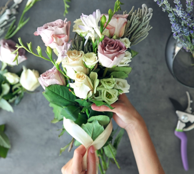 L'art de la conception florale