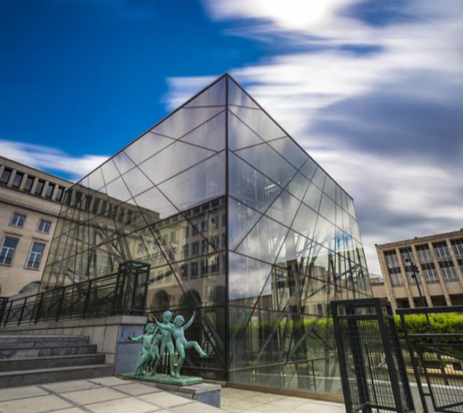60ème anniversaire du Square (Mont des Arts)