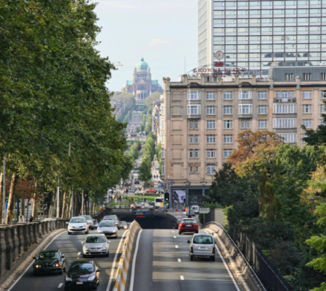 Renovation of the Leopold II tunnel: clarification
