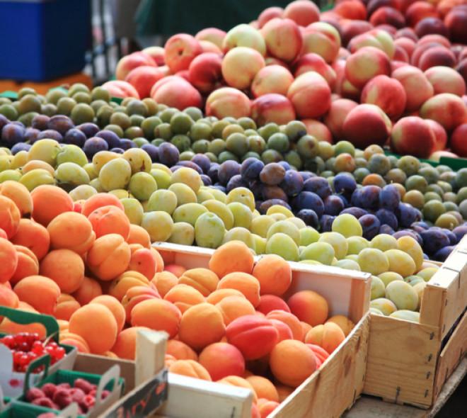 Consommer des fruits et légumes de saison et locaux