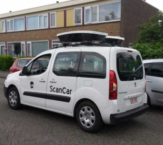 Les scan-cars arrivent à Bruxelles dès le mois de septembre