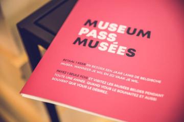 Le museumPASSmusées : un pass annuel pour visiter des musées partout en Belgique