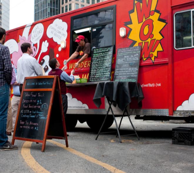 Les food trucks : une nouvelle alternative pour se restaurer rapidement
