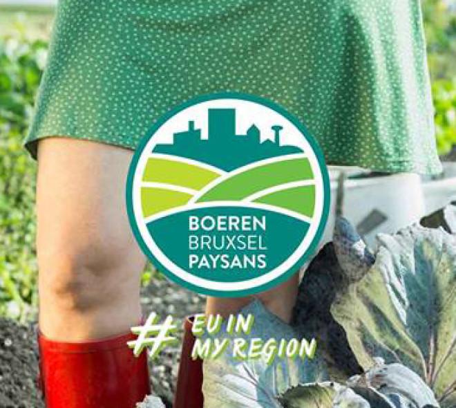 BoerenBruxselPaysans : la grande fête maraîchère à Bruxelles