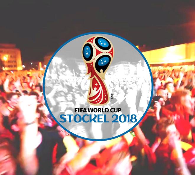 Regarder la Coupe du monde 2018 sur la place Dumon à Stockel