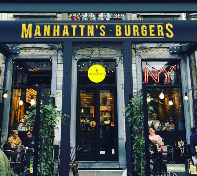 Manhattn's Burgers s'empare de Merode