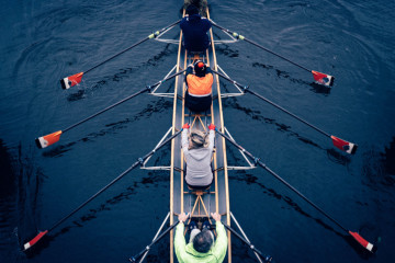 Les sports nautiques sur le canal bruxellois