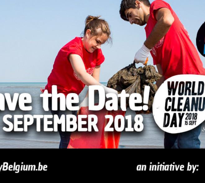 World CleanUp Day : une journée pour nettoyer un maximum notre planète