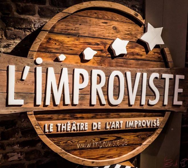 L'Improviste : le premier théâtre bruxellois dédié à l'improvisation