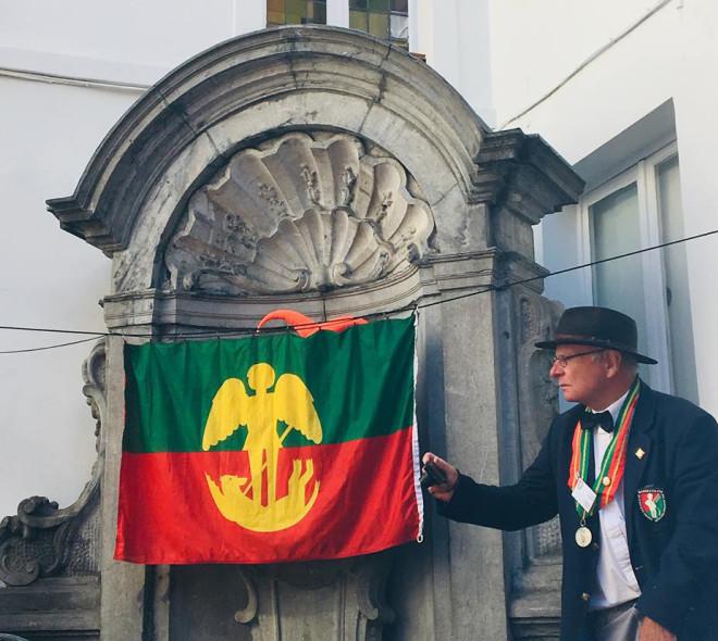L'Ordre des Amis de Manneken-Pis : un folklore bien de chez nous
