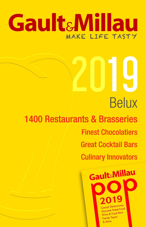 """Un Bruxellois """"chef de l'année"""" des lauréats Gault & Millau 2019 !"""