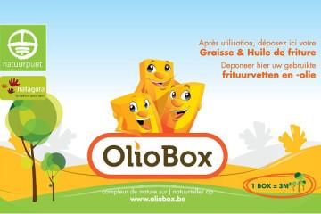 Oliobox : les conteneurs pour vos huiles usagées à Bruxelles