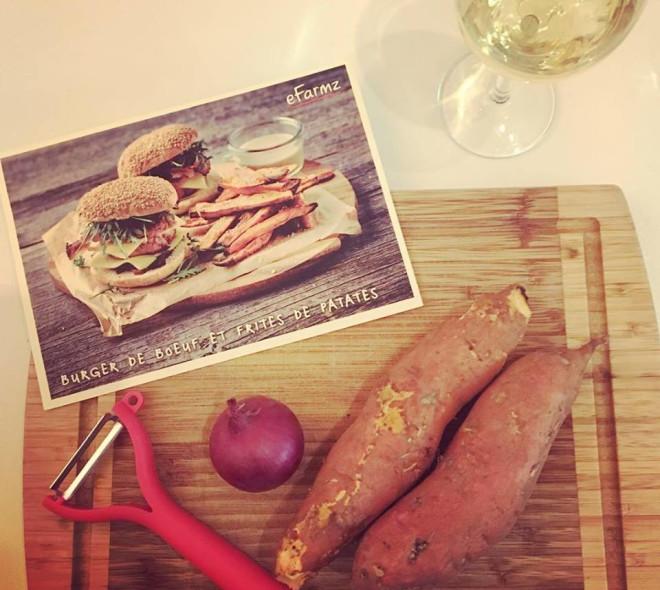 eFarmz : des plats bio de chez nous directement dans votre assiette